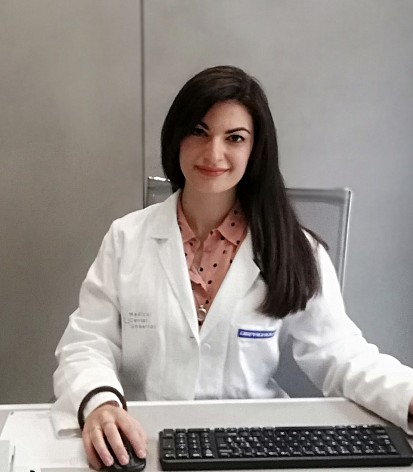 Dott.ssa Federica ImpellizzerI - Neuropsicologa